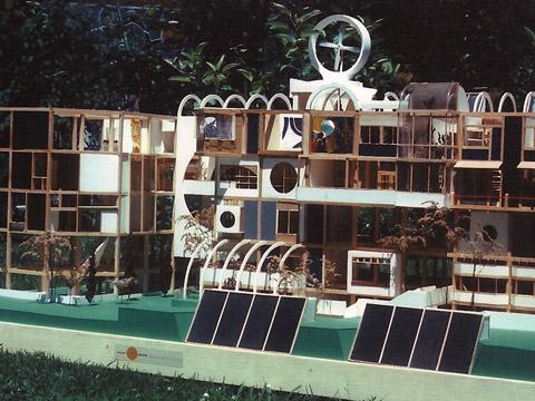 Ecoville model