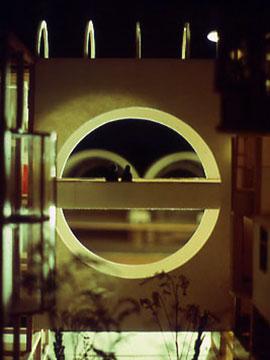 Ecoville, window detail