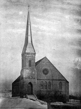 Wesley Chapel, 1878-1972