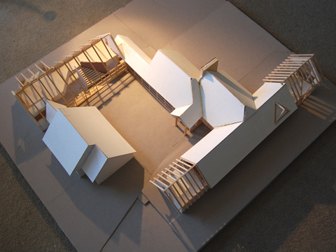 Hapgood residence model