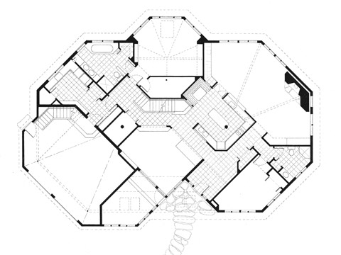Wooden stone house floor plans pdf plans for Stone house floor plans