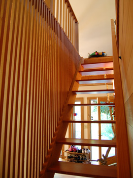 Westhampton House stairs